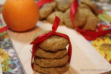 Biscotti quinoa e arancia