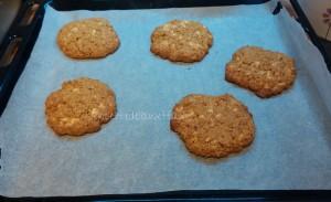 cottura biscotti avena