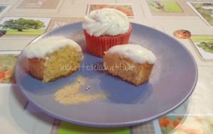 cupcakes allo zenzero decorati