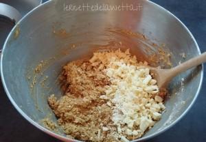 preparazione biscotti avena 5